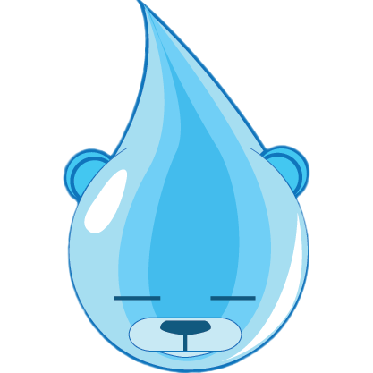 drizzly bear logo